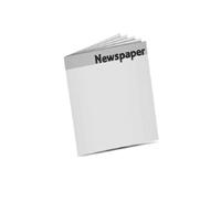 Gemeindezeitung im Rotationsoffset