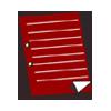 Schreib-Block; Druckerei für folgende Drucksachen: Schreibblöcke, Block mit Deckblatt und Briefbogen, Schreibtischunterlagen mit Kalenderleisten gedruckt, kalkulieren
