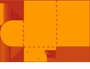 Powerdruck-Flügelmappe_4; Offset-Druckerei für Flügelmappen online drucken; stanzen, falten, kleben, konfektionieren