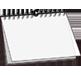 Bildkalender-Deckblatt-Kunststoff; Bücher im Buchdruck drucken; Druckerei für Hardcover, Buchdruck, fester Einband, Festeinband, runder & gerader Buchrücken, Kapitalband, Fadenheftung