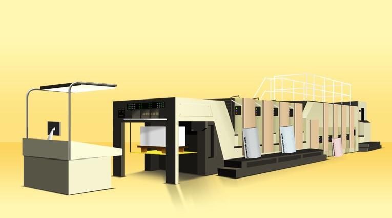 Papiersorten, Papiermarken, Inhalt, Rückenheftung, Ringösenheftung, Recyprint, Luxo-samt, Reprint, Maxi